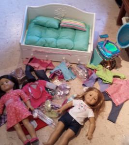 Donate dolls