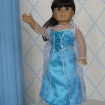 Elsa from American Girl Frozen