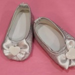 Elsa's shoes from American Girl Frozen