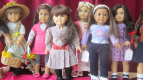 Girl AGain dolls 2