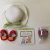 2-in-1 Green Apple Set 2 american girl bitty baby