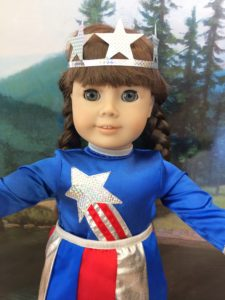 Celebrating America with American Girl  by Colleen O.
