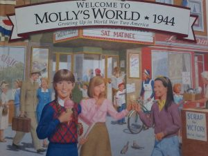 Welcome to Molly's World book