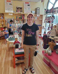 Sarah H at Girl AGain